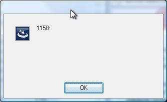 Nero error 1158